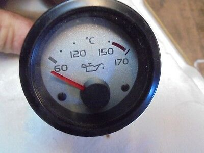 mgf tf oil temperature gauge