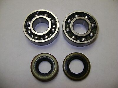 Crankshaft Crank Bearings & Seals Fits Husqvarna 359 365 371 372 372Xp Kit 485