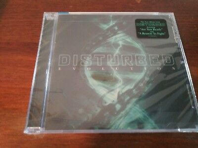 Disturbed Cd - Evolution (2018) - New Unopened