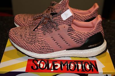 a54af888f Adidas Ultra Boost Salmon Pink Still Breeze Women S80686 LIMITED 100 %  Authentic
