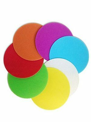 Abrasilk 5 Inch Hook and Loop Auto Body Sanding Discs, 7 Pack Assortment