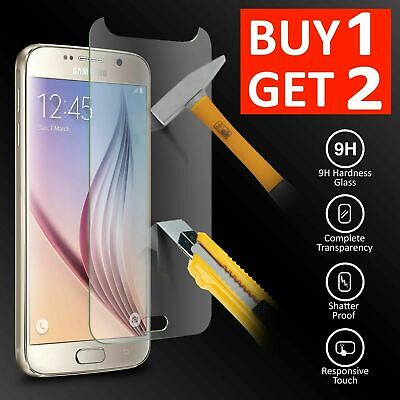 Genuine Tempered Glass Film Clear Screen Protector For Samsung Galaxy S7