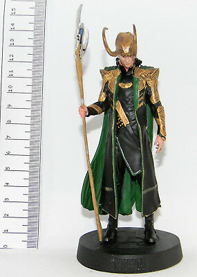 Eaglemoss Marvel Movie Collection Sammelfigur LOKI- OVP in Blister