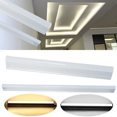 10/6/4/2 Pack Integrated T5 5W 9W SMD LED Fluorescent Tube Light 300mm/600mm US