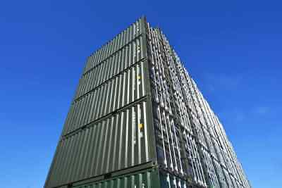 NEW 20ft Shipping Containers London - Ideal for Storage. SAVE £130.00