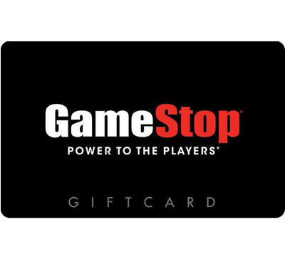 GameStop Gift Card - $25 $50 or $100 - Email delivery