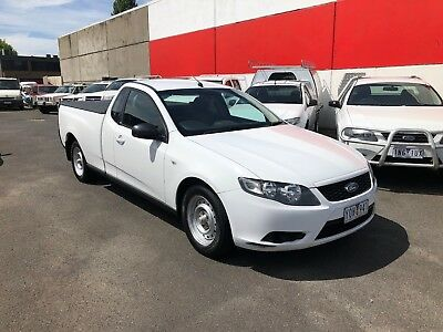 2010 Ford Falcon Fg Ute Dedicated Gas Lpg Automatic Reg And Rwc Holden Toyota