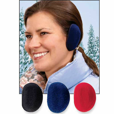 EAR POPS Warm Bandless Ear Muffs Size Medium and Large (NEW), Many Colors