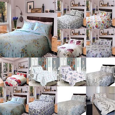 Latest High Quality Duvet Cover with PillowCase Quilt Cover Bedding Set All Size