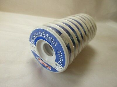 duratool desoldering wire 10 pack 1.5mm x 1.5m