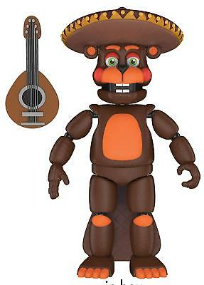 "New 2018 Five Nights At Freddy's El Chip Pizza Simulator 5"" Figure"