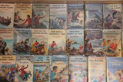 Enid Blyton Copy Dust Jackets: Famous Five and More!!