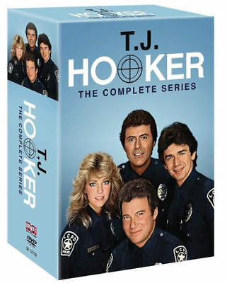 TJ T.J. Hooker: Complete Series Seasons 1-5 (DVD 2017 21-Disc Box Set) 1 2 3 4 5