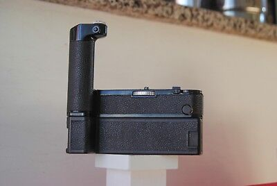 Nikon MD-3 Motor Drive w/ MB-2 Battery Holder for F2 camera