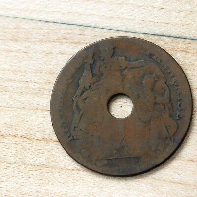 No Date French Indo-China 1 Cent