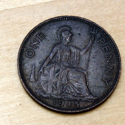 1945 Great Britain Penny