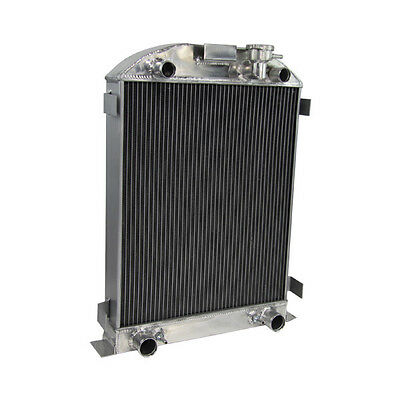 3 Row 70MM ALUMINUM Radiator For 1932 Ford Flathead Truck Engine V8 Ez