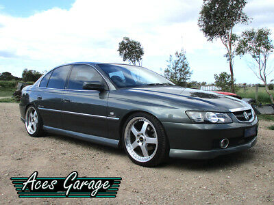 VY Calais Sedan L67 Supercharged V6 Auto Not VT VX VZ HSV Commodore SV6 - Aces