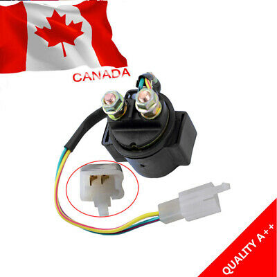 1x. Starter Solenoid Relay Switch for Honda TRX 300 FOURTRAX 1988-2000 Parts.
