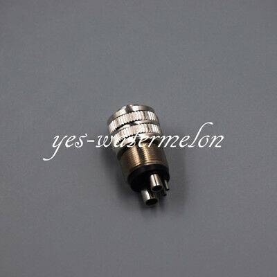 Dental Handpiece Air Turbine Tube Change Adapter Connector Converter M4 to B2