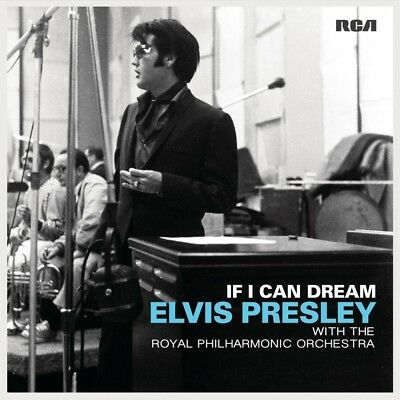Sony Elvis Presley - If I Can Dream with The Royal Philharmonic Orchestra