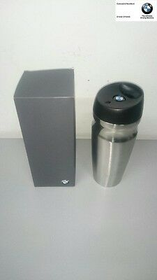 Bmw Steel Thermo Thermos Travel Mug 80562211967