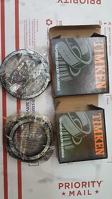 JLM710949C / JLM710910 TIMKEN tapered roller bearing and cup 1 set new in box