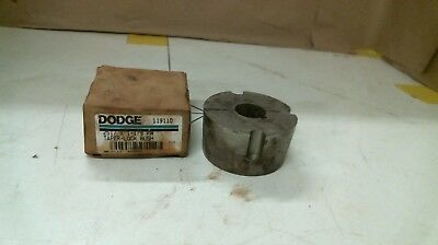Dodge 119110, Tl Bushing, 1 1/8 Kw, *some Rust From Shelf Life*