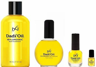 Dadi Oil Nail Treatment - 3.75ml, 15ml, 72ml and 180ml - Choose Your Size!!
