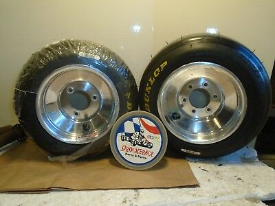 QUARTER MIDGET RACING GO KART NEW DUNLOP TIRE VAN K WHEEL 11x5.00-6 DRIFT TRIKE