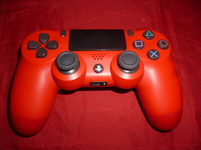 PS4 CONTROLLER DUALSHOCK 4 ROSSO _ per Console Sony PS4