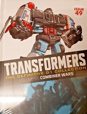Transformers  Def.  G1 Collection = # 49 = Vol 65 = Combiner Wars