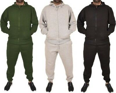 0a536126fd9bae Tuta Puma Fleece Con Felpata Uomo Sweat Pantalone Hooded Suit HSxrzHq6Iw