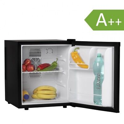 Amstyle Mini Bar Cooler Fridge Refrigerator Black 46L Icebox (5 - 15°) A++