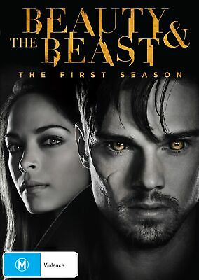 Beauty and the Beast The First Season 1 Box Set DVD Region 4 NEW