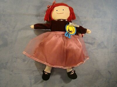 """NWT Madeleine Doll 2003 Holiday Limited Edition 18"""""""