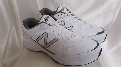 dcde116a2d7d1 Men`s New Balance Athletic Sneakers Size 11 Xwide (4E) New Mx519Wg White