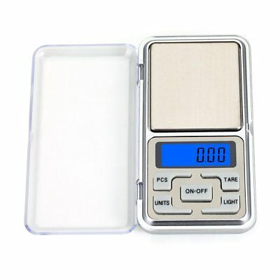 TBBSC Digital Smart Weigh Scale,High Precision Jewelry Pocket Scale - 500gx0.01g