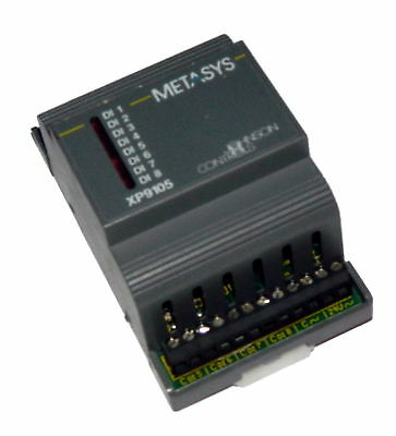 Johnson Controls XP-9105-8004 Metasys XP9105 Extension Module 8 Digital Input