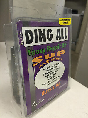 Ding All SUP Repair Kit Epoxy
