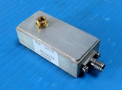 RF Microwave DRO Oscillator 17.422000 Ghz Communication