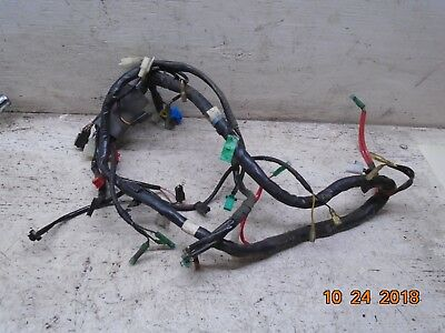 11 Yamaha Vino 50 Wiring Wire Harness 29h 4999 Picclick. 2006 06 Yamaha Vino Yj 125 Yj125 Wire Wiring Harness Loom. Yamaha. 2007 Yamaha Vino 50cc Starter Wiring And Location At Scoala.co