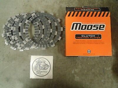 Moose Racing Clutch Friction Plates Oem 1131-0037