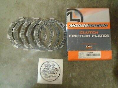 Moose Racing Clutch Friction Plates Oem 1131-0664