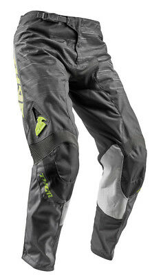 Womens pulse™ dashe s8w offroad pants gray/lime 11/12 - Thor