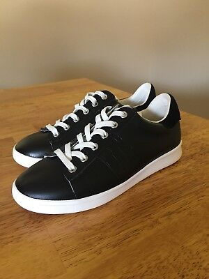 d556bfc7e Sam Edelman Marquette Casual Sneakers Shoes Women s 7 Black White NWOT