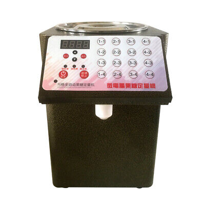 Techtongda Semi-automatic Fructose Quantitative Machine Fructose Dispenser 110V