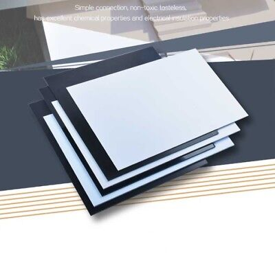 ABS Sheets Plastic Plate Board 200x250mm x 1/1.5/2/3/4/5mm For Craft DIY