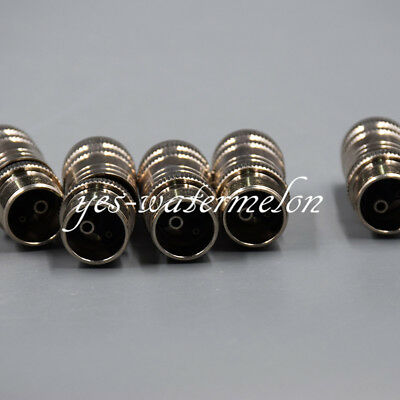10 Pcs Dental Tubing Change Adapter Connector Converter B2 to M4 for Handpieces