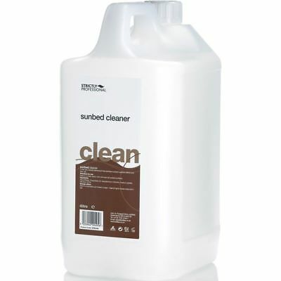 Strictly Professional Sunbed Cleaner 4 Litre